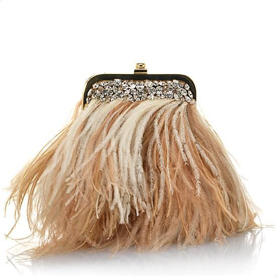 Ostrich Feather PurseEvening Bags, Fashion History, Ostrich Feathers, Feathers Purses, Alert Feathers, Mary Norton, Design Pur, Gorgeous Handbags, Feathers Clutches