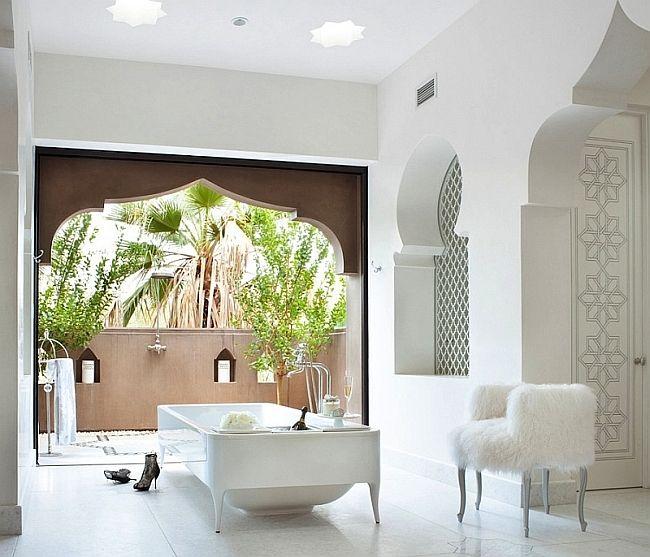 decoracao de interiores estilo marroquino : decoracao de interiores estilo marroquino:Moroccan Interior Design Bathroom