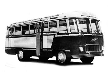 ПАЗ-652 1956
