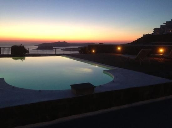 Thermes Sunset..!