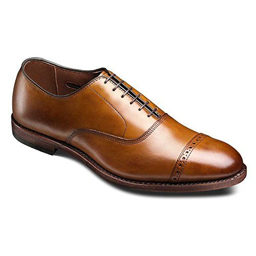 Allen Edmonds Men's Fifth Avenue Cap Toe,Walnut,9 D US