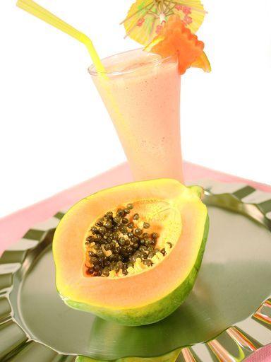 Smoothie à la papaye : Recette de Smoothie à la papaye - Marmiton