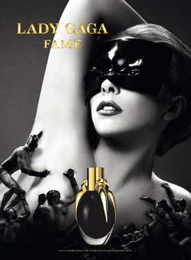 Lady Gaga Fame  from The Perfume Shop, Marys Mall