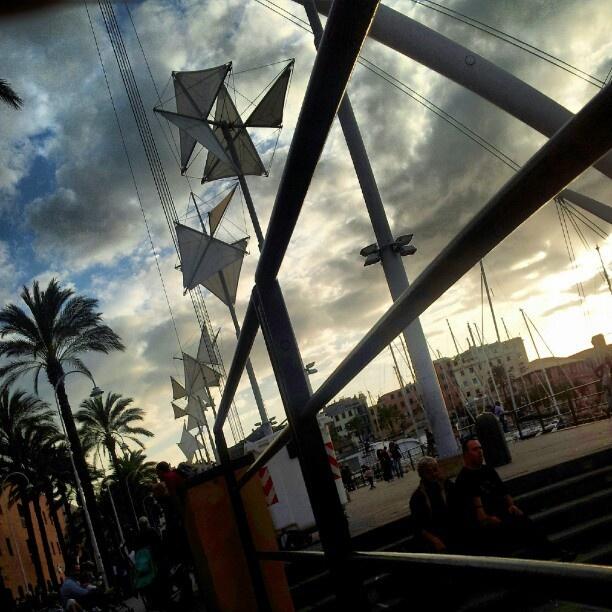 Ancien seaport  #Genova #Genoa #Travel