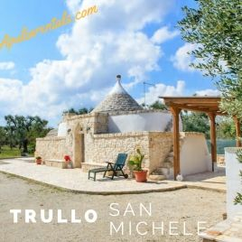 Trullo San Michele in Affitto in Puglia - Apuliarentals.com