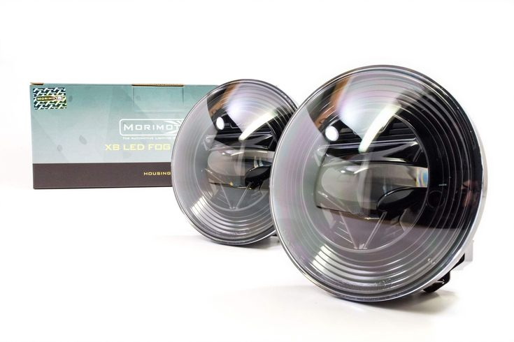 GMC: Morimoto XB LED Fogs - Sierra Denali Yukon LED Fog Lights from The Retrofit Source