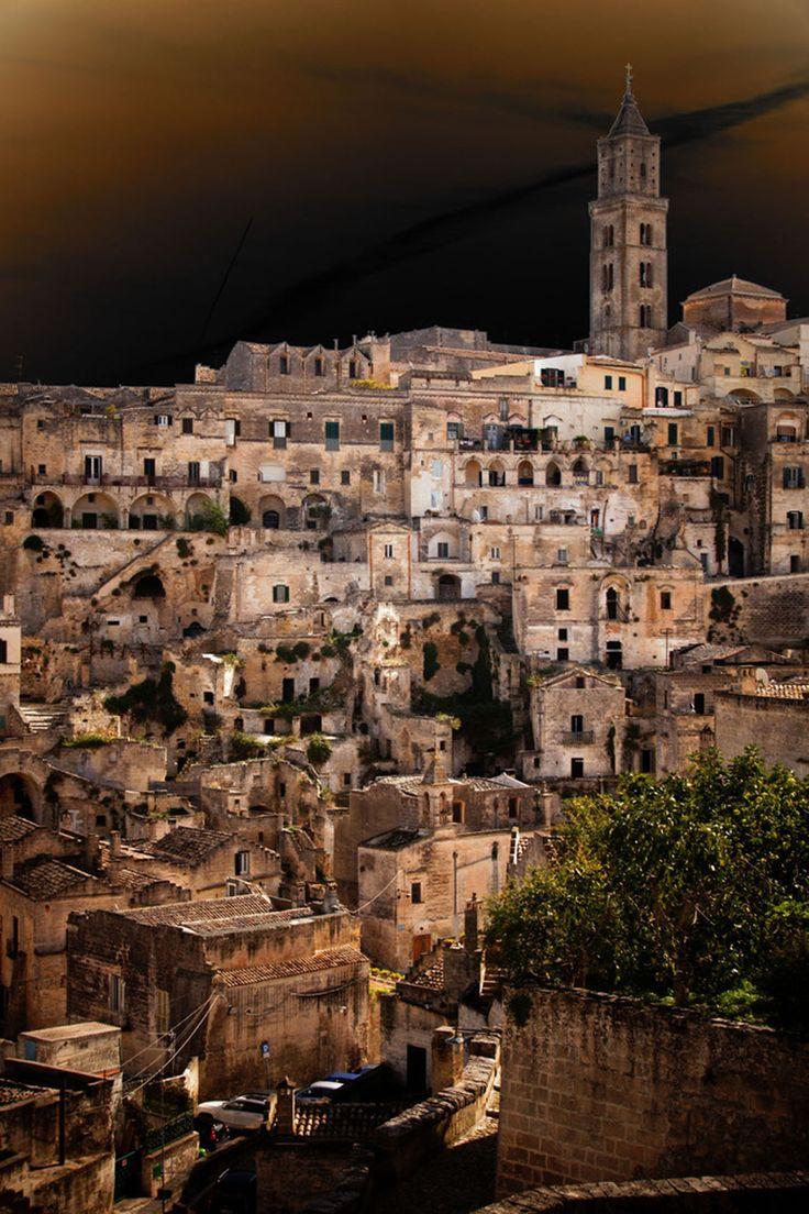 Sassi, Matera, Italy ©VanLieshout_VI #capitalecultura2019 #Matera2019