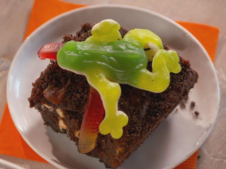 Mudslide Critter Bars recipe from Nancy Fuller via Food Network