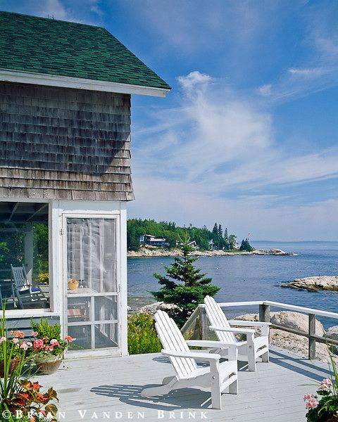 Coastal Maine home, perfection