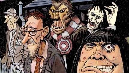 Review: Forget Miracleman, the Bojeffries Saga is the out of print Alan Moore masterpiece of 2014