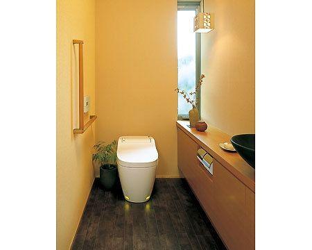 トイレ 和モダン イメージ
