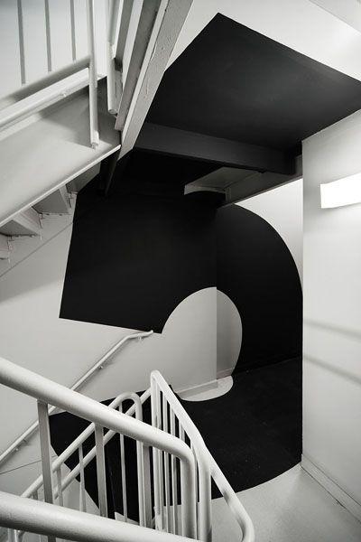 Level 5 by designer Paula Scher