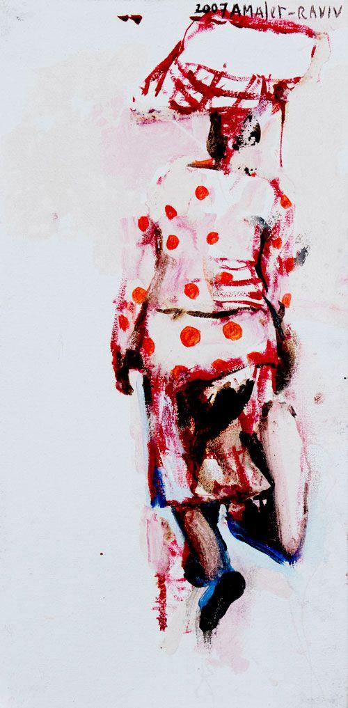 Arlene Amaler-Raviv | Feautured Artists | Kalk Bay Gallery