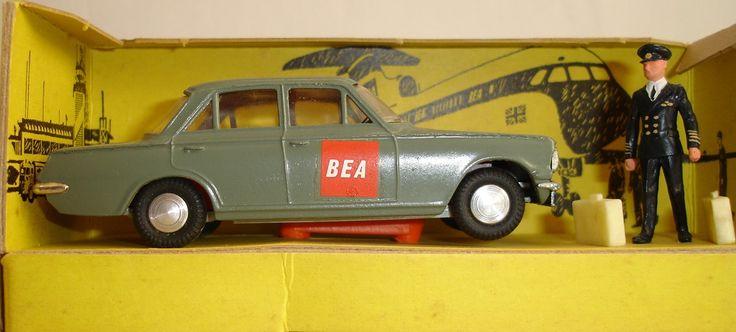 Spot On - Saloons and Sportscars Vauxhall Cresta BEA