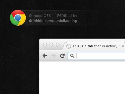 Chrome GUI