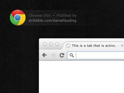 Chrome GUI