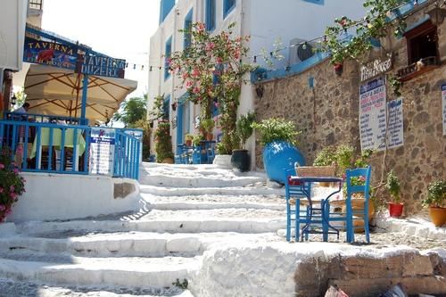 allthingsgreece:  Fish Taverna - Kos - Greece