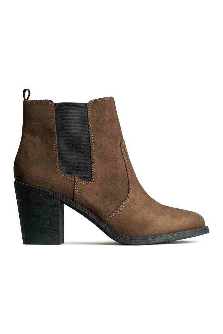 Stivali alla caviglia   H&M