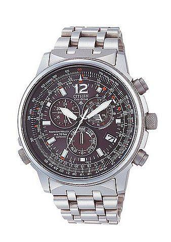 """Citizen, Funkchronograph, """"AS4050-51E"""" aus Titan für 650,00€. Sportlicher Herrenchronograph, Gehäuse aus Titan, Ø ca. 45 mm, Armband aus Titan bei OTTO"""
