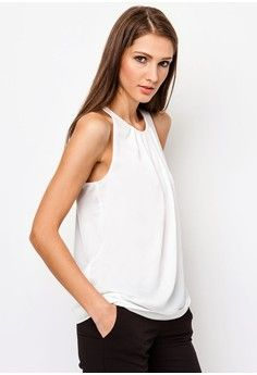 Soft Gathered Top