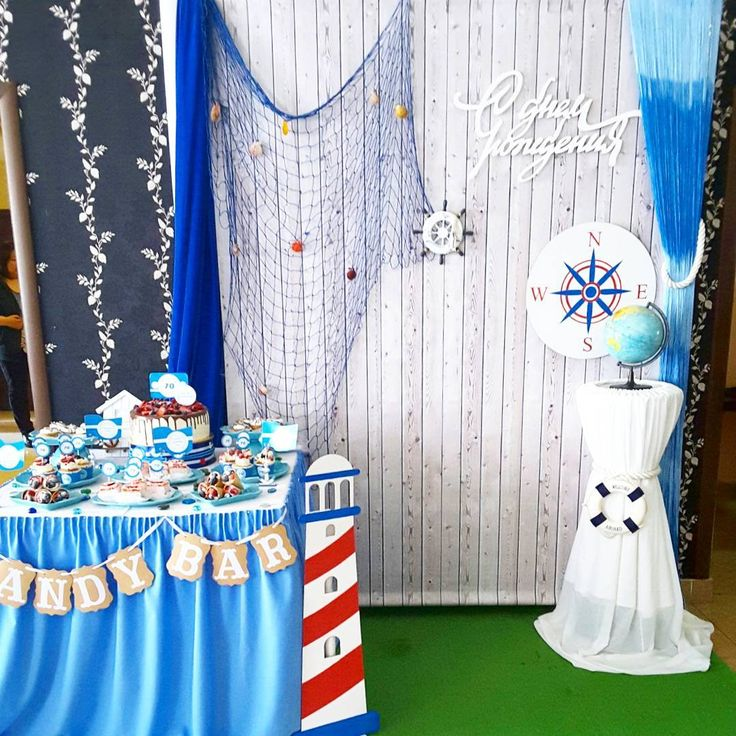 95 отметок «Нравится», 2 комментариев — Декор событий на Сахалине (@che_nata72) в Instagram: «Какое же празднование без торта, а ещё лучше с различными сладостями. Кэнди бар уместен на любом…»