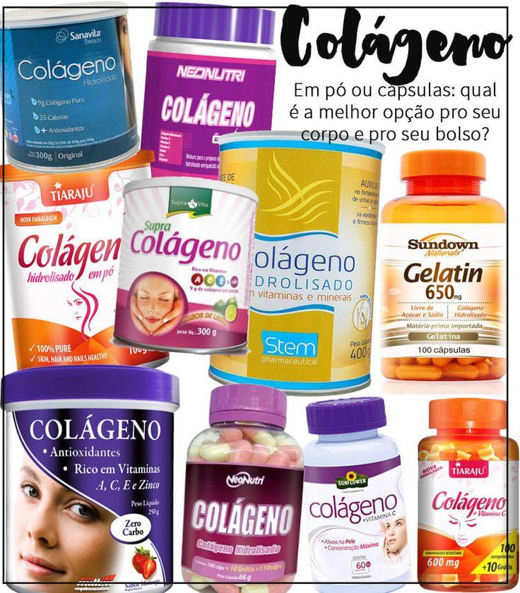 Colágeno hidrolisado em pó ou colágeno em cápsulas: qual é o melhor? Preço, como usar, efeitos colaterais e marcas preferidas, como Sanavita e Naara!