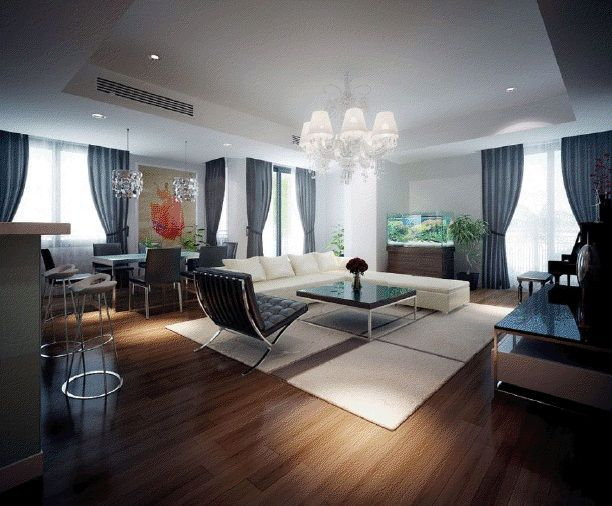 17 best images about decorating with hardwood laminate - Carpet or laminate in living room ...
