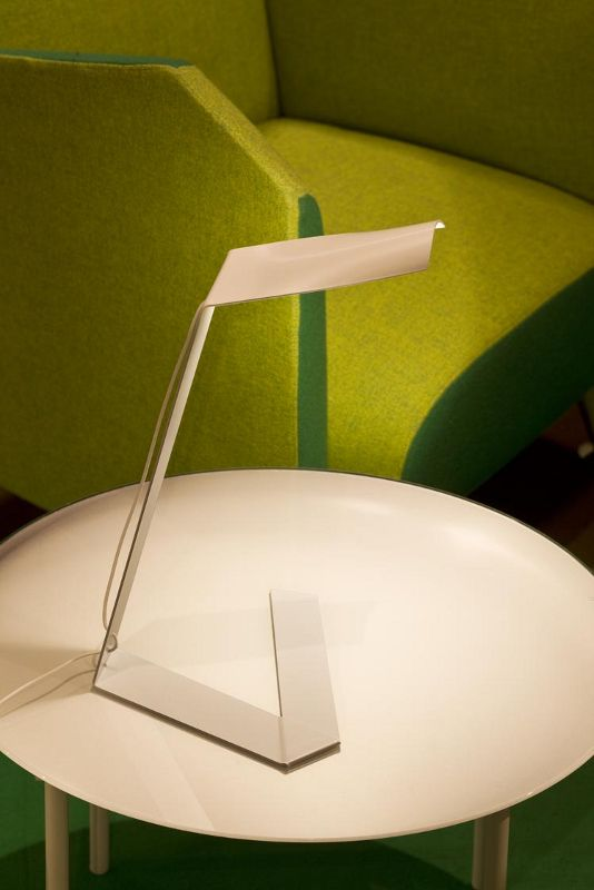 Modern Directional Designer LED Light. This Is The Fabulous Elle LED  Origami Table Lamp From