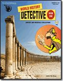 World History Detective® Book 1 critical thinking skills and comprehension $35