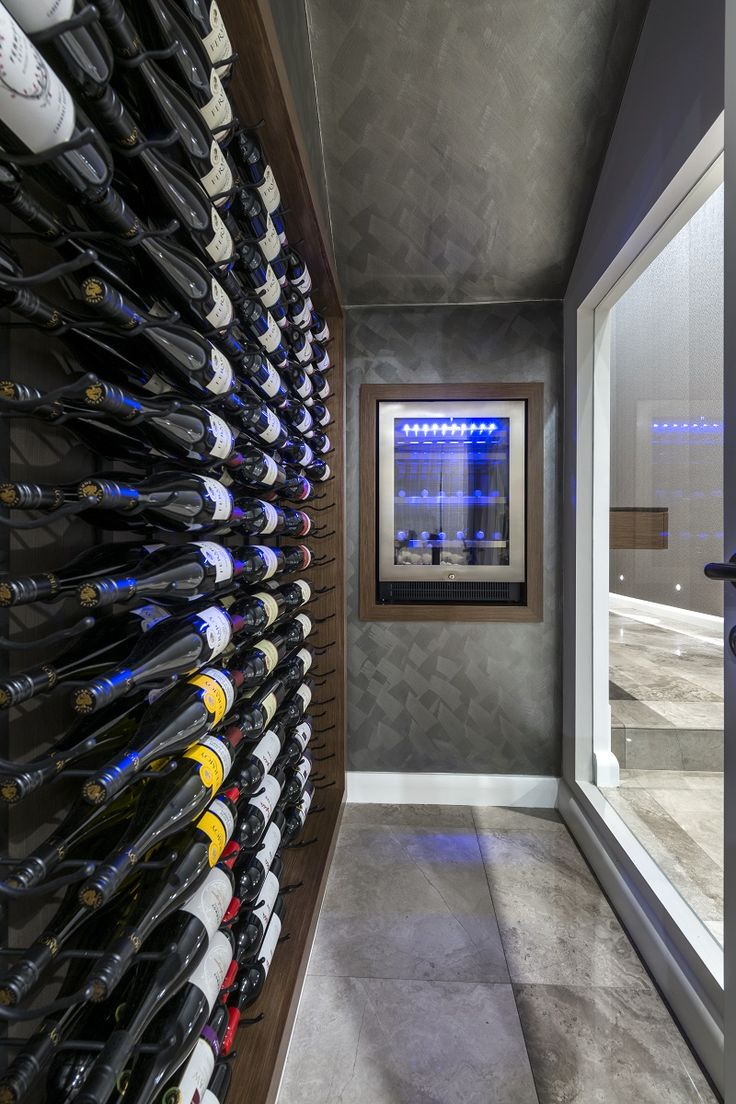 Fabulous wine cellars and wine storage solutions By Perth's Famous Builder Zorzi Builders