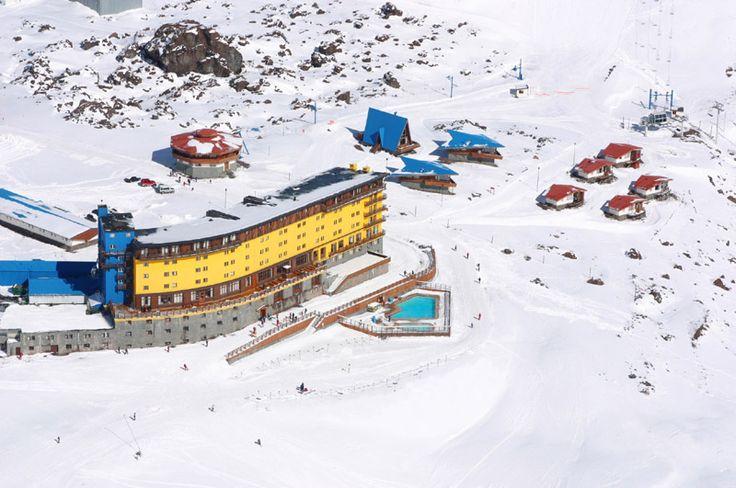 Portillo by First Premium Travel, Always the best of Chile. #nieve #snow #WinterSports #Chile #landscape #winter #travel #ski #tubing #snowboard #SkiResort #skibunda