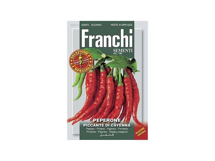 Chili Piccante di Cayenna
