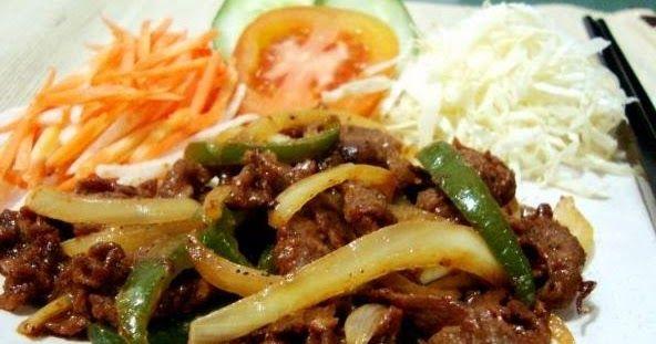 Resep Masakan Sehari-hari Terbaru: Membuat Chicken Yakiniku Hoka-hoka Bento Dirumah