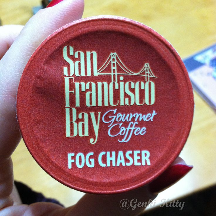 San Francisco Bay coffee for the Keurig