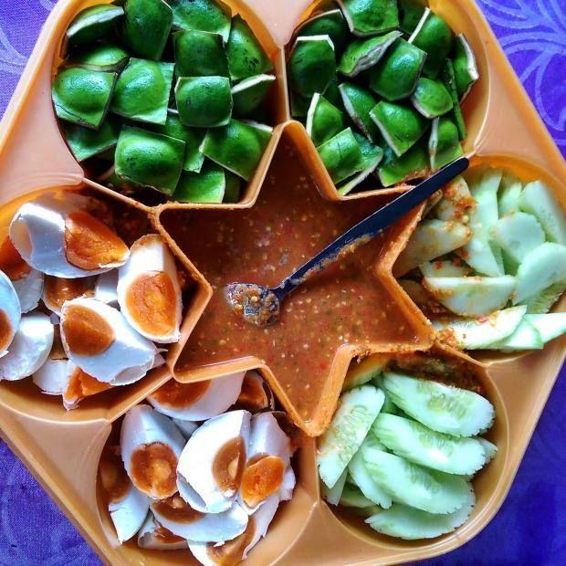 Smaki malezyjskiej wsi   Zu in Asia - Blog o Malezji
