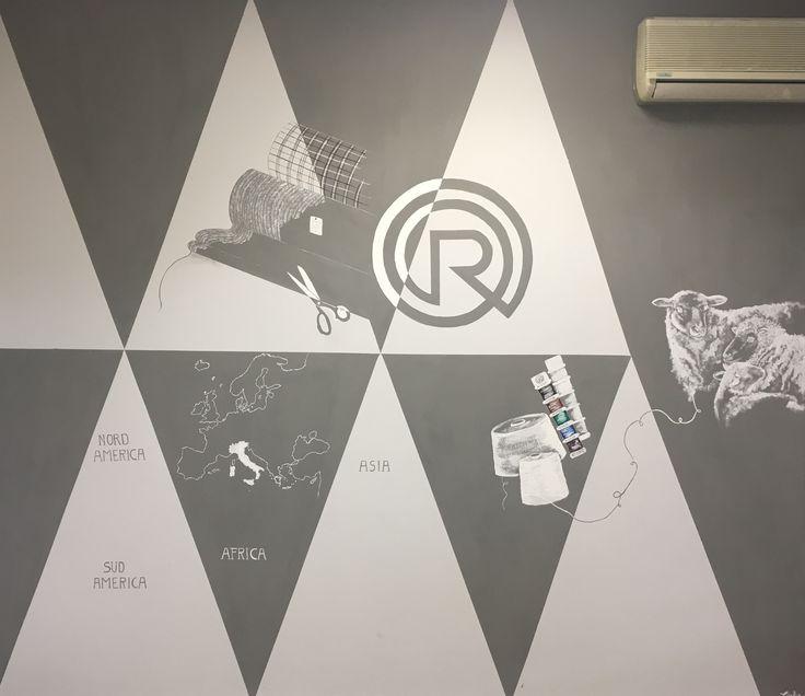 Wall art - lanificio