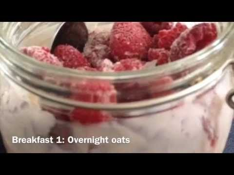 Slimming World Friendly Syn Free Breakfasts | Make It Mondays - YouTube