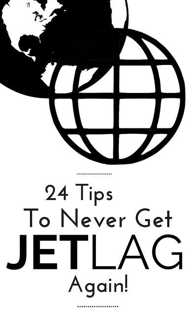 how to avoid jet lag to london