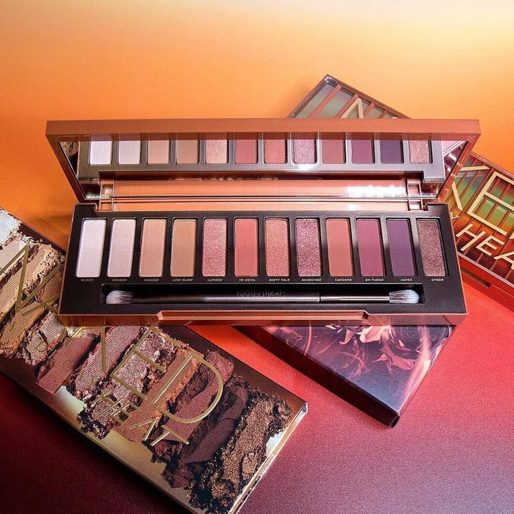 The new @UrbanDecayCosmetics #NakedPalette is now available at Sephora inside JcPenney!  #sijcp #makeup #happyfriday