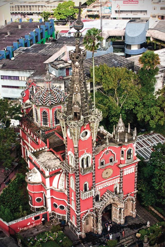Yurrita, Templo Histórico (Guatemala City)