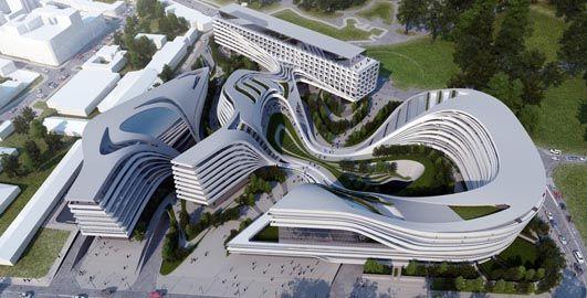 Beko Masterplan Building Design