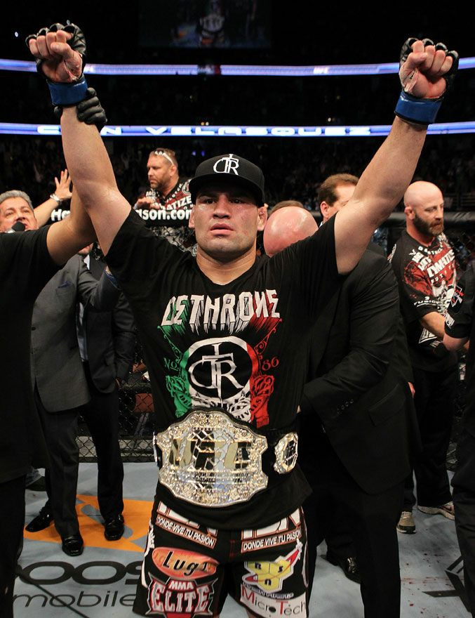 Cain Velasquez. I trained with him at AKA as well. As the biggest name in the gym, he is the first to stop and talk with the kids in the kids program, clean up the gym after he's done, and is insanely hard working. Outside of the gym, he's the ultimate family man and a great guy.