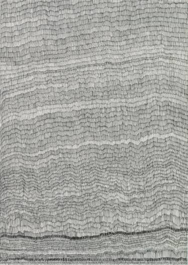 "Saatchi Art Artist Marlene Huissoud; Drawing, ""Feutre"" #art"