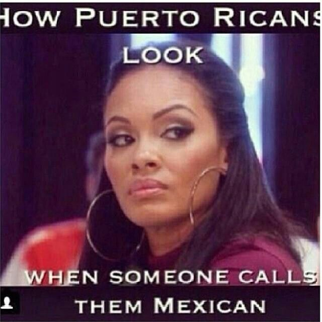Lol.. Puerto Rico!   I have couple of Puertorican friends that look like that when someone call them Mexicans ; )