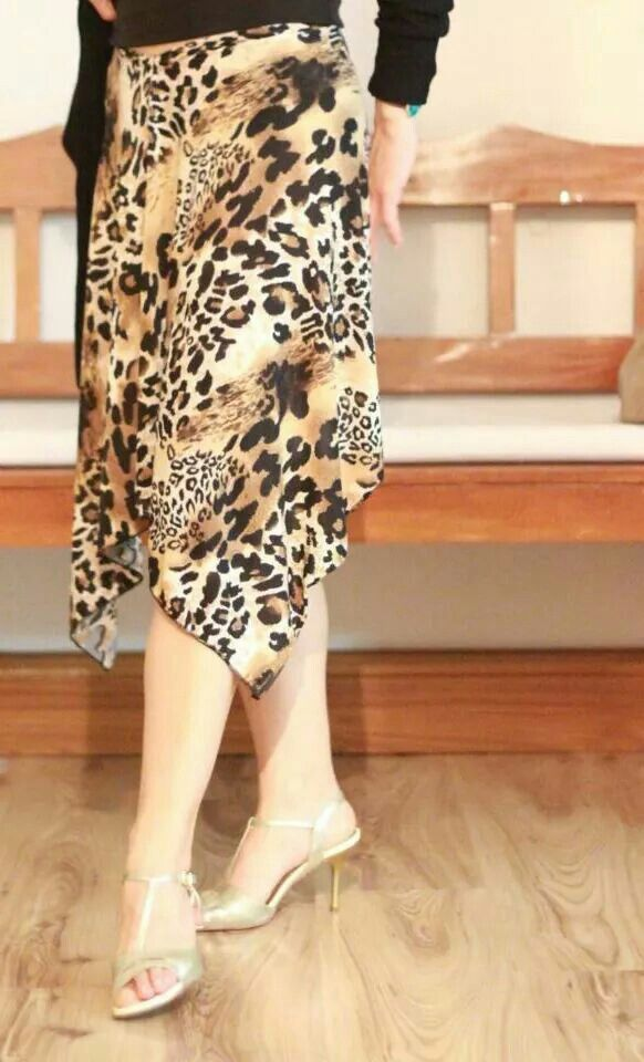 YD Tango skirt..