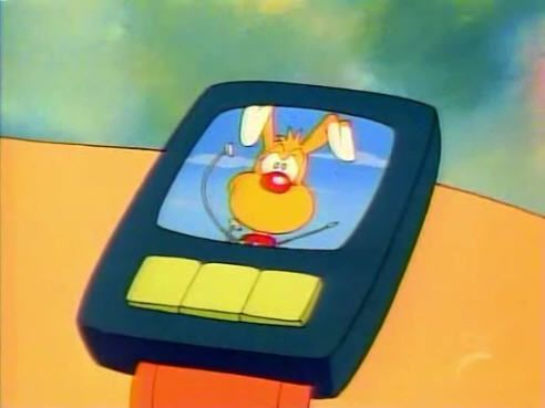 Funny how much inspiration technology obtains from film and animation media.  Brain's watch from Inspector Gadget!