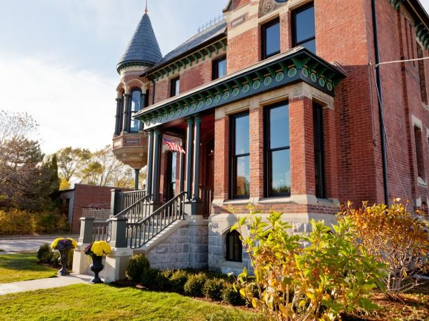 Rehab Addict Detroit The Ransom Gillis House Before And