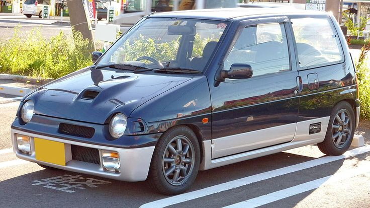1991 suzuki alto works