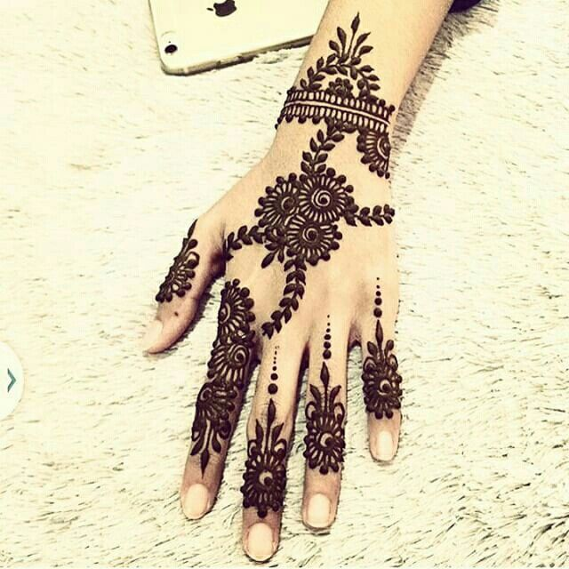 Arabic Mehndi designs | Urdu Magazine - Mehndi Designs - Arabic ...