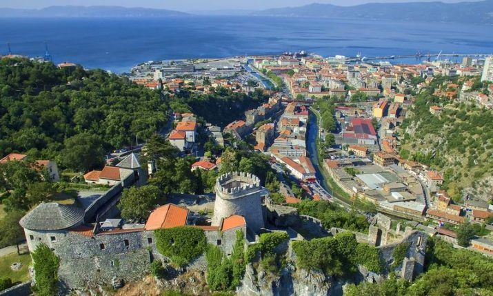 Rijeka By Iva Ralica Situated On Croatia S Northern Adriatic Coast Rijeka Is The 3rd Largest City In The County Rijeka Cool Places To Visit Krka National Park